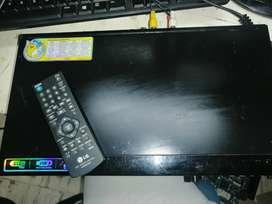 DVD LG con USB