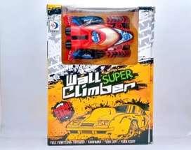 Carro De Control Remoto Wall Super Climber