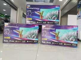Televisor smartvision Smart de 32 pulgadas en promoción
