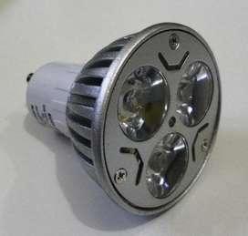 Focos LEDS Lámpara dicroica de led ECOLED de alta potencia 3W 220V