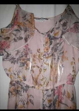 Se Vende Vestido Nafnaf Talla M