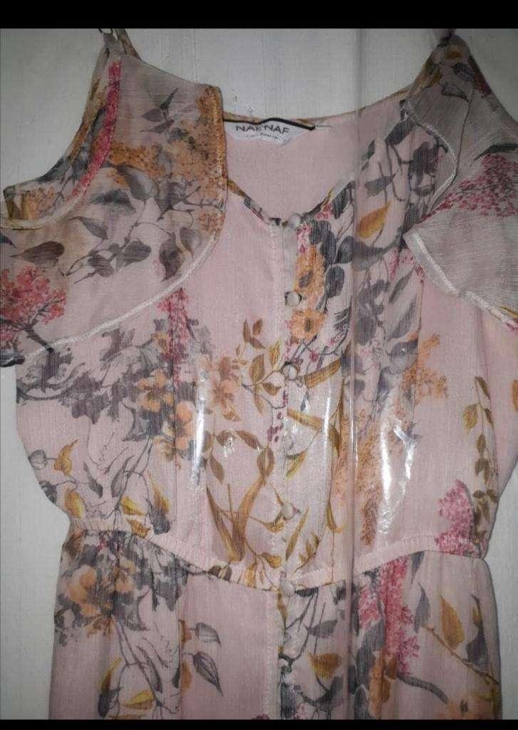 Se Vende Vestido Nafnaf Talla M 0