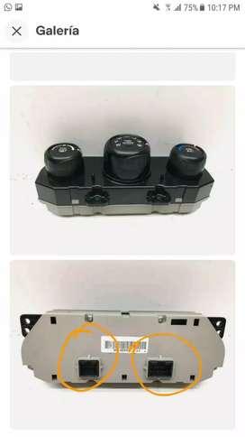 Reparacion tarjetas electronicas de mando y ac de aires acondicionados para vehiculos todas las marcas.