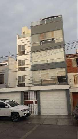 ID 143957 Alquiler de dúplex en Pueblo Libre, 174 m2, 6 dormitorios