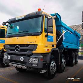 volquete mercedes benz camion mercedes benz actros bus mini bus interprovincial sprinter financiamiento scania iveco