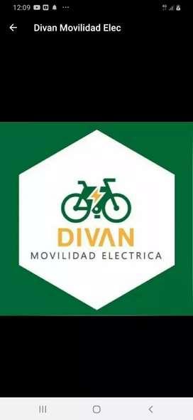 Servicios de mantenimiento general de bicicleta eléctrica