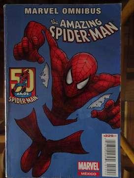 Marvel Omnibus (2008-2016) Amazing Spider-Man: 50 Años de Spider-Man