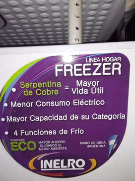 Freezer INELRO 325 L. Mod. FHI 350 nuevo