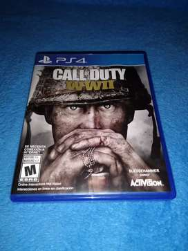 Juego Call of duty ww2