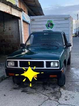 Vendo hermosa camioneta chevrolet luv 1600