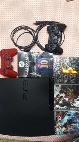 Play 3 Slim Modelo CECH3001A 160Gb