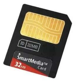 Memoria Smartmedia 32 mb nuevas