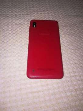 Vendo celular en buen estado Samsung A10