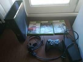 Xbox 360 500 GB perfecto estado