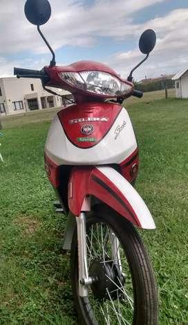 Moto Gilera smash. 0km