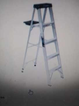 Vendo escalera tijera