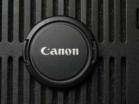 Tapa lente Canon 52mm   ($ 12.000)