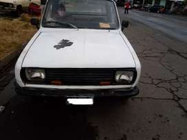 PICK UP KIA BRISA AÑO 77