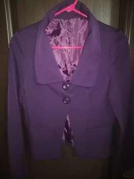 Chaqueta formal para trabajo abrigo
