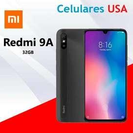 Xiaomi Redmi 9A 32gb 2gb caja sellada. Tienda en San Borja