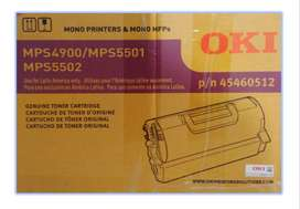 Cartucho de Tóner Original Oki  Mps4900/5501/5502