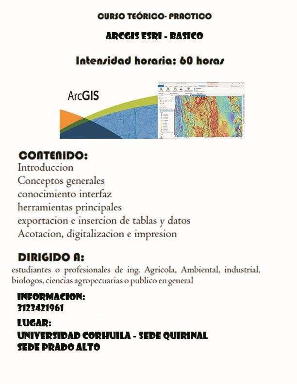 CURSO ARCGIS ESRI 0