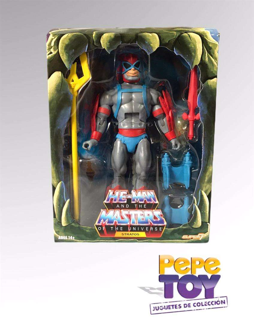 Masters of the Universe Stratos 0