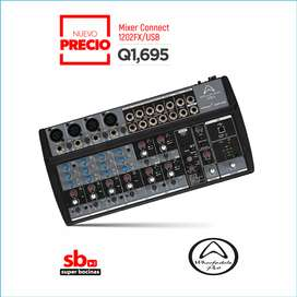 MIXER WHARFEDALE 12 CANALES