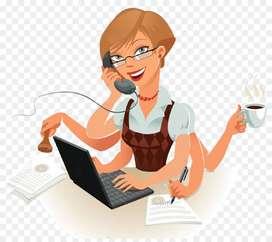 Auxiliar contable y administrativo