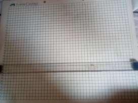 Tabla portátil de dibujo técnico Faber Castell.