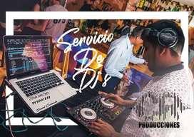ALQUILER DE EQUIPOS DE SONIDO Y LUCES / SERVICIO DJ