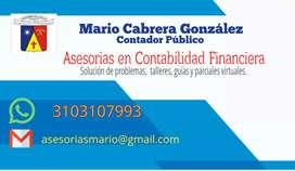 Asesorias Contabilidad Financiera