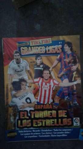 Tiki Tiki Coleccion Grandes Ligas (Completa)