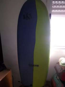 Vendo tabla de surf principiante