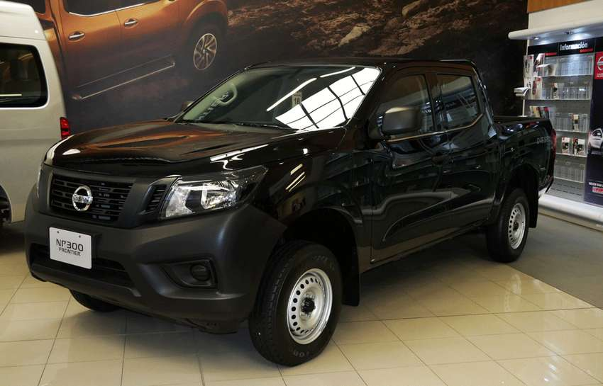 NISSAN NP300 FRONTIER DC 2WD DSL S +AC 0