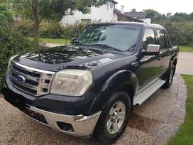 FORD RANGER LIMITED 2010 3.0 4X4