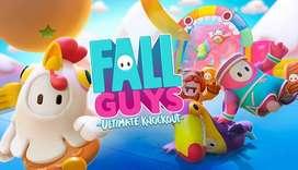 Vendo Juego Falls Guys para pc