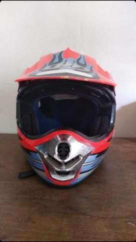 Casco de Motocross para Niño, Perfecto Estado