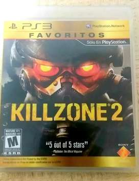 KillZone 2 (juego físico original) PS3