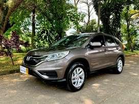Honda CRV City Plus 2.4 Automatica Modelo 2015
