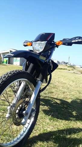 Yamaha xtz 125 - 2017