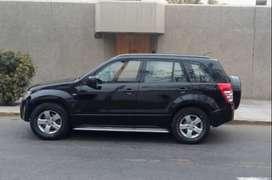 Vendo Camioneta Suzuki Grand Nomade color negro particular