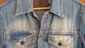 Campera de jeans Polo (nueva)