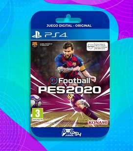 PES 2020 Play 4
