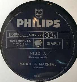 Simple de Mouth and McNeal año 1972