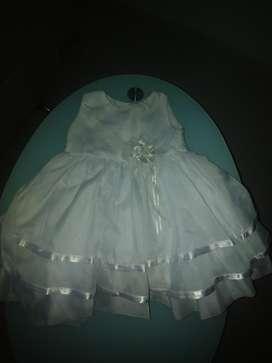Vestido de Bautizo.