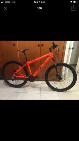 Bicicleta Gw Rin 29 ,879.900