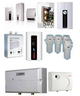 reparacion de calentadores y calderas