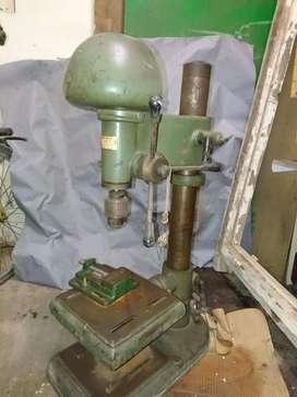 Taladro de Banco Pesado 19mm con Motor