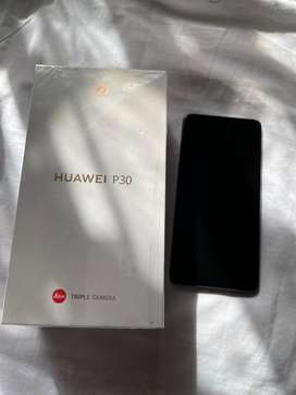 Vendo celular huawei P30